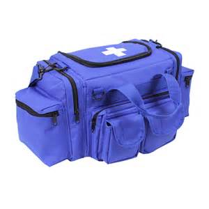 Image of EMT Bag in Blue or Red