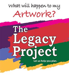 Image of Artist's Legacy Workbook by Mail