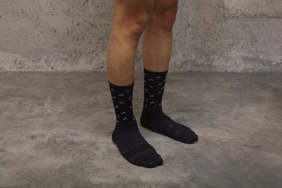 "Image of ""SEA 2 SKY"" Socks"
