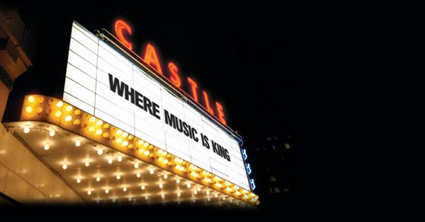 Image of $25 Castle Theatre Gift Certificate