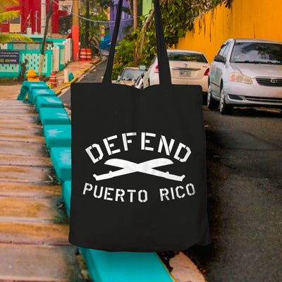 Image of DefendPR Tote Bag