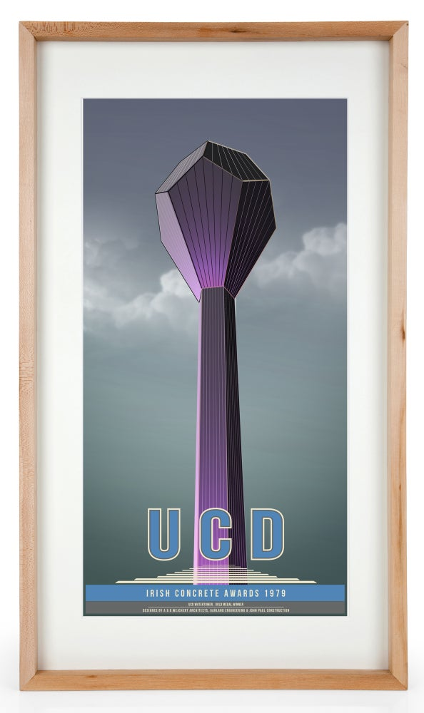 Image of UCD Water tower
