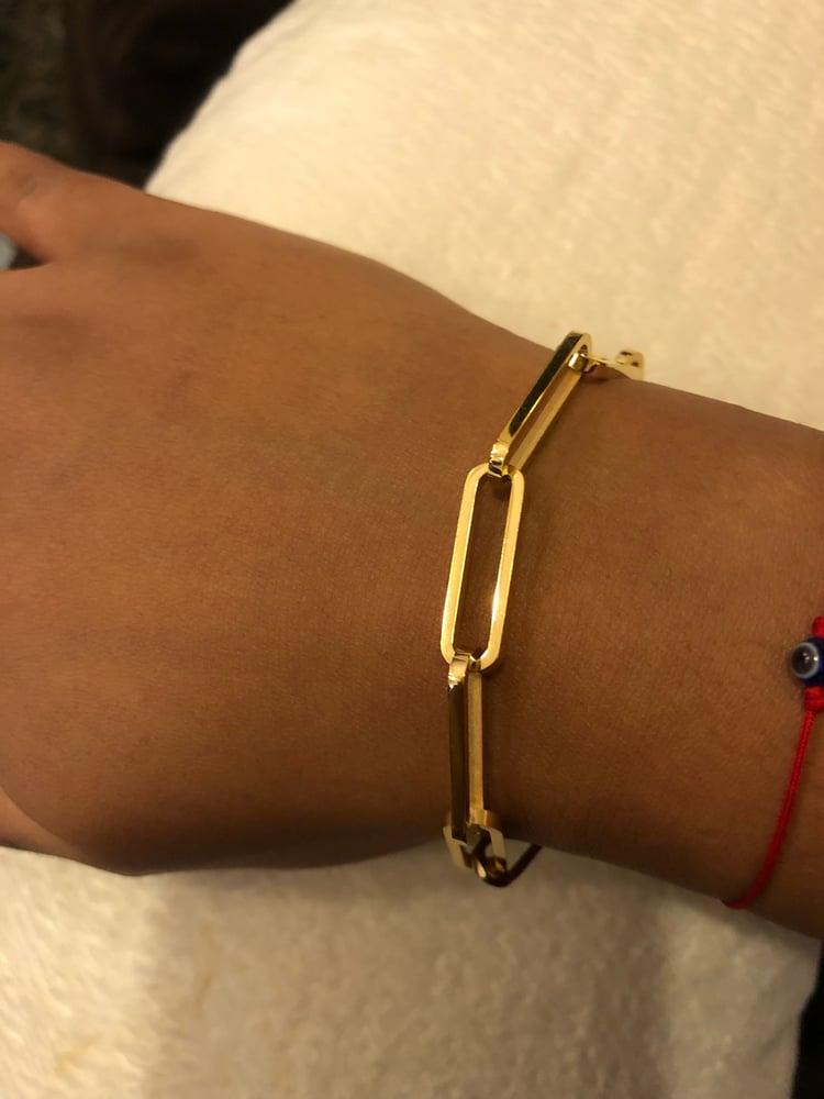 Image of Let's Link Up bracelet