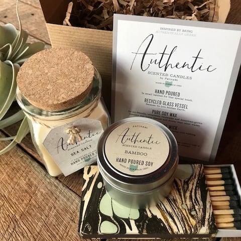 Image of Candle Gift Box Set