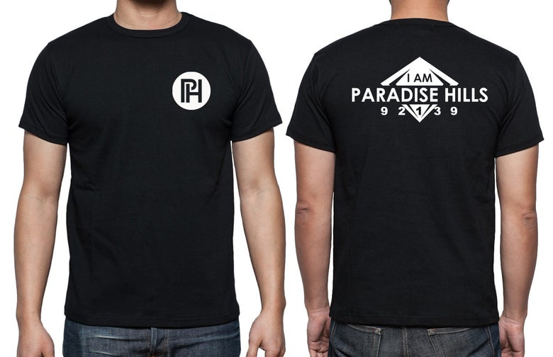 Image of I AM PARADISE HILLS TEE