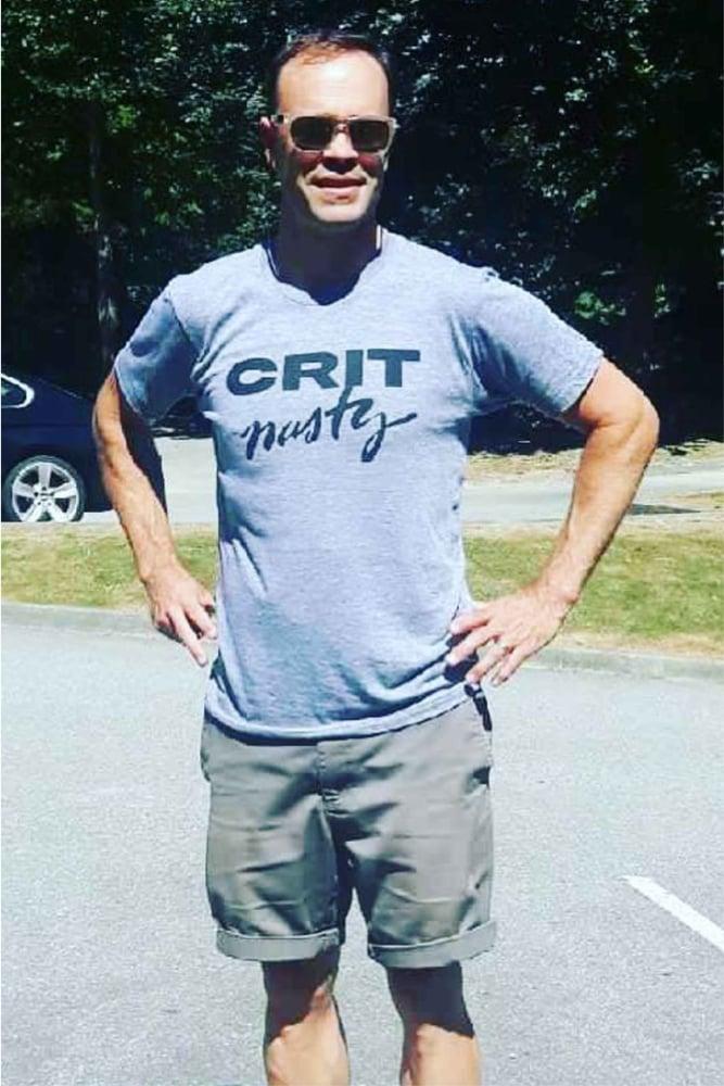 Image of Crit Nasty T-Shirt (Unisex)