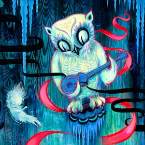 """Image of """"A Ghost is Born"""" Limited Edition Print"""