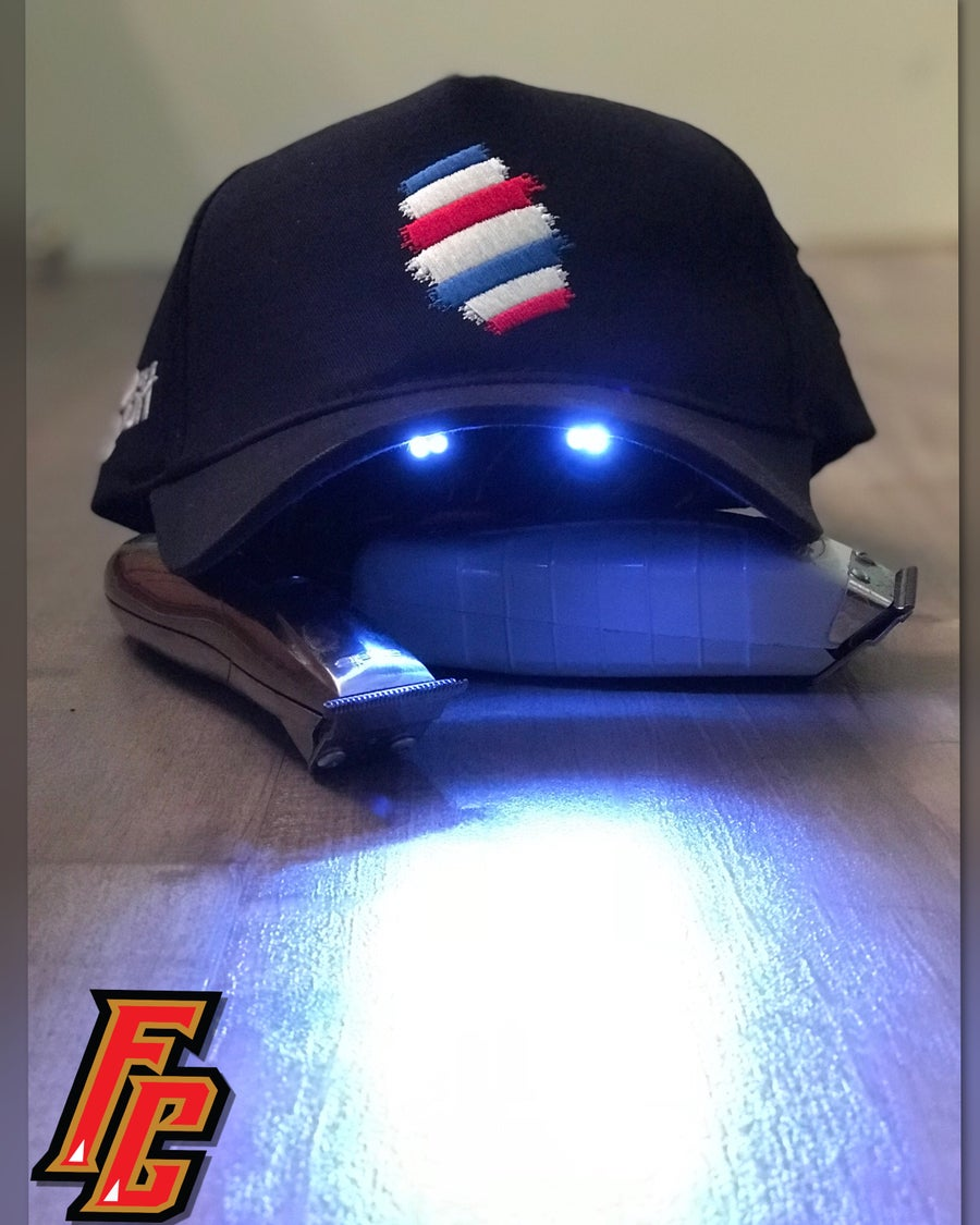 "Image of F&C Clothing. ""The Barber Vision"" Utility Strapback Hat"