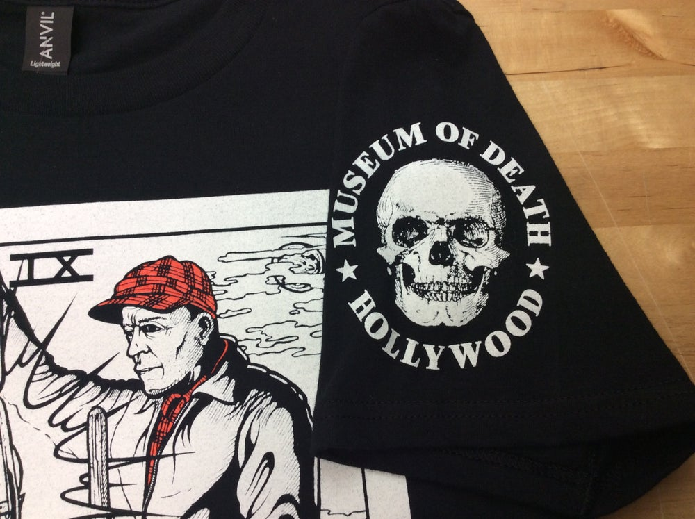 "Image of Gein ""The Hermit"" Tarot Card Shirt"