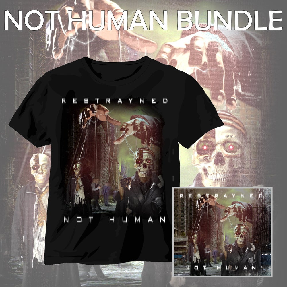 Image of Not Human Bundle