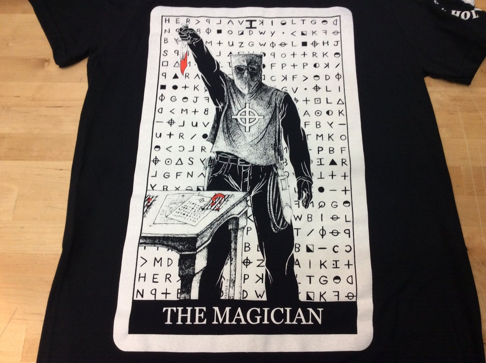 "Image of D.I.E. Zodiac ""The Magician"" Tarot"