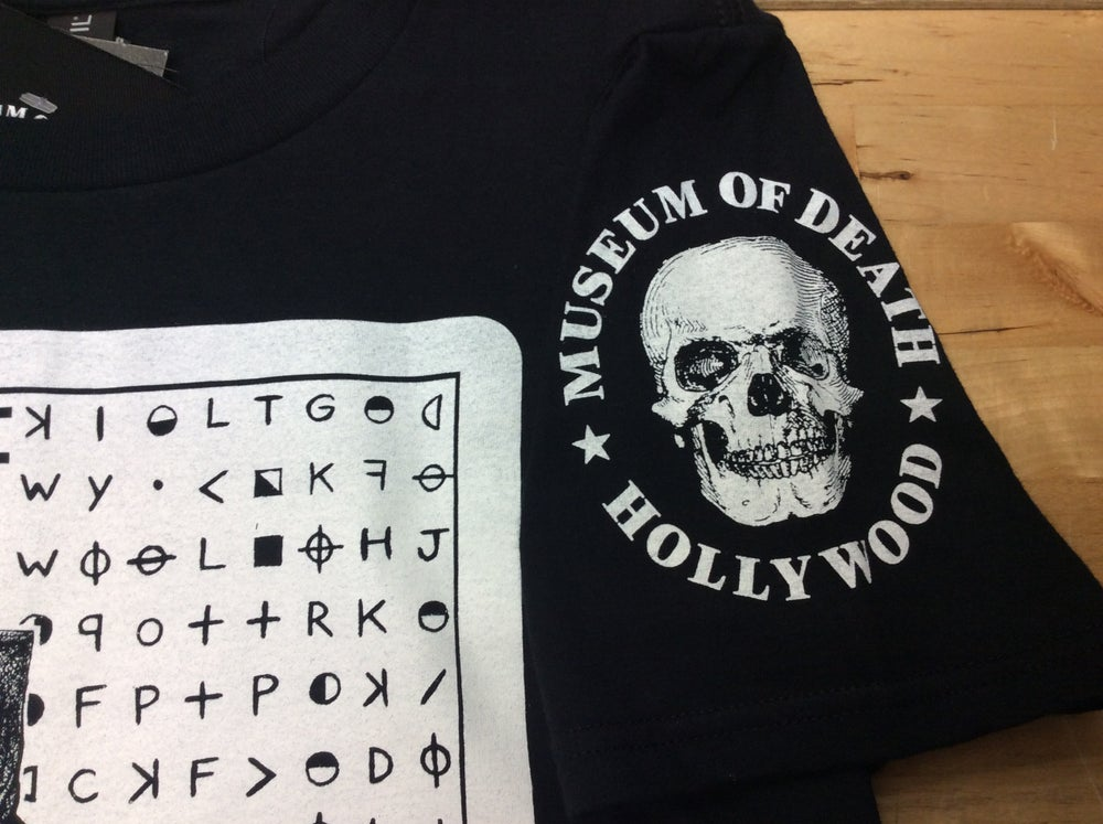 "Image of Zodiac ""The Magician"" Tarot Card Shirt"