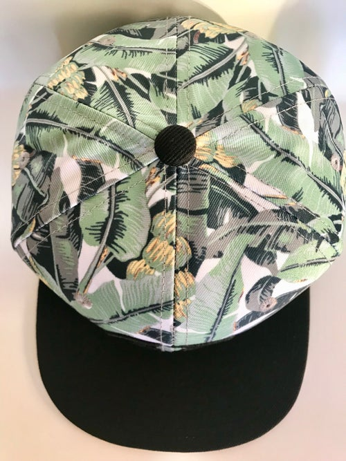 "Image of ""Banana Leaf"" Snapback Hat"