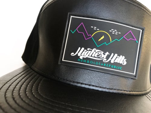 "Image of ""Highest Hills"" Five Panel Hat"