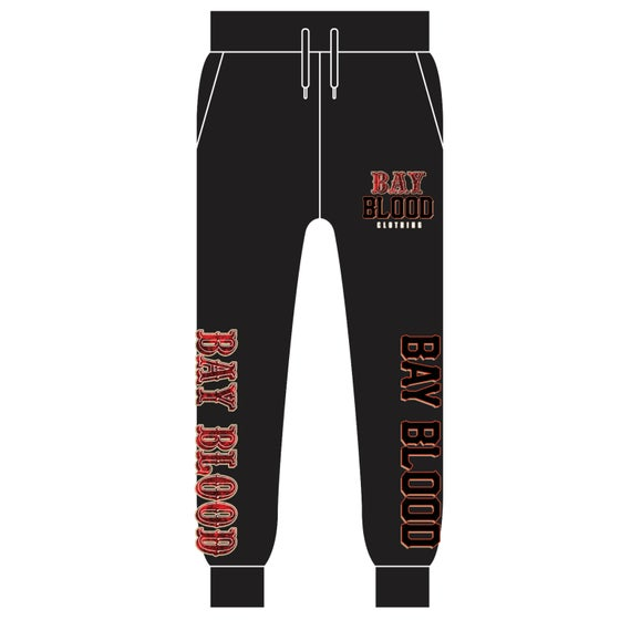 Image of Frisco Bay Blood Joggers (Black)