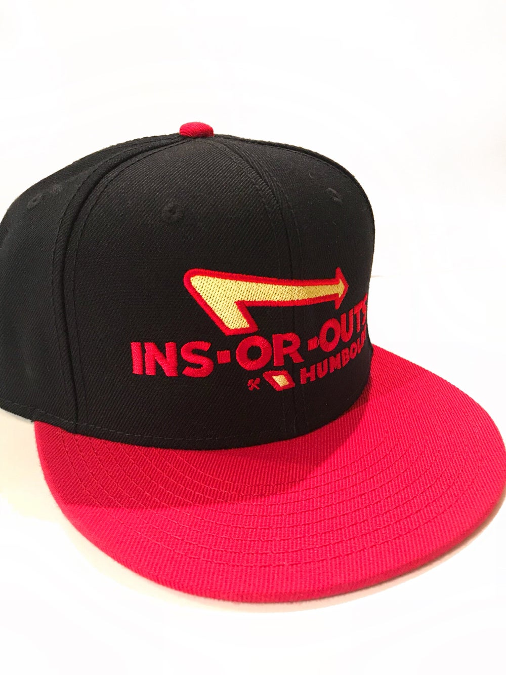 "Image of ""Ins -Or- Outs"" Snapback Hat"