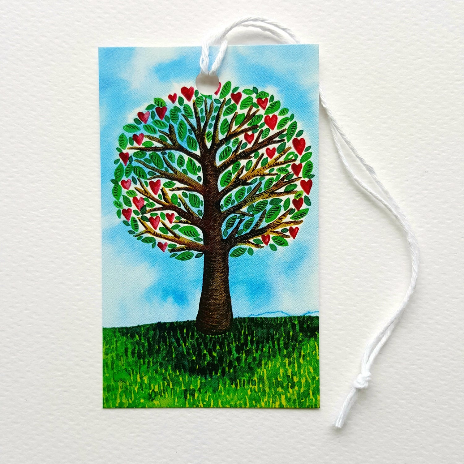 Image of lovetree (6 pack) GIFT TAGS