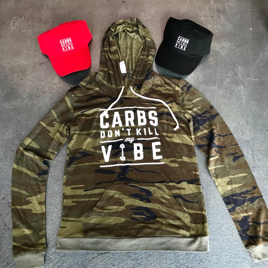 Image of Camouflage Hoodie