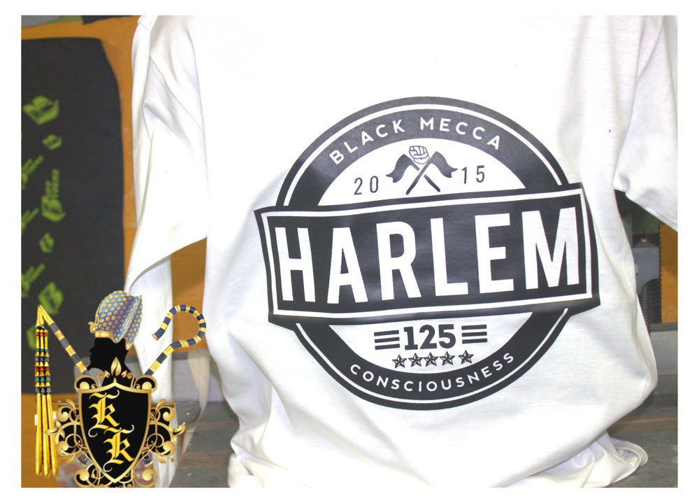Image of HARLEM 125TH CONSCIOUSNESS LONG SLEEVE