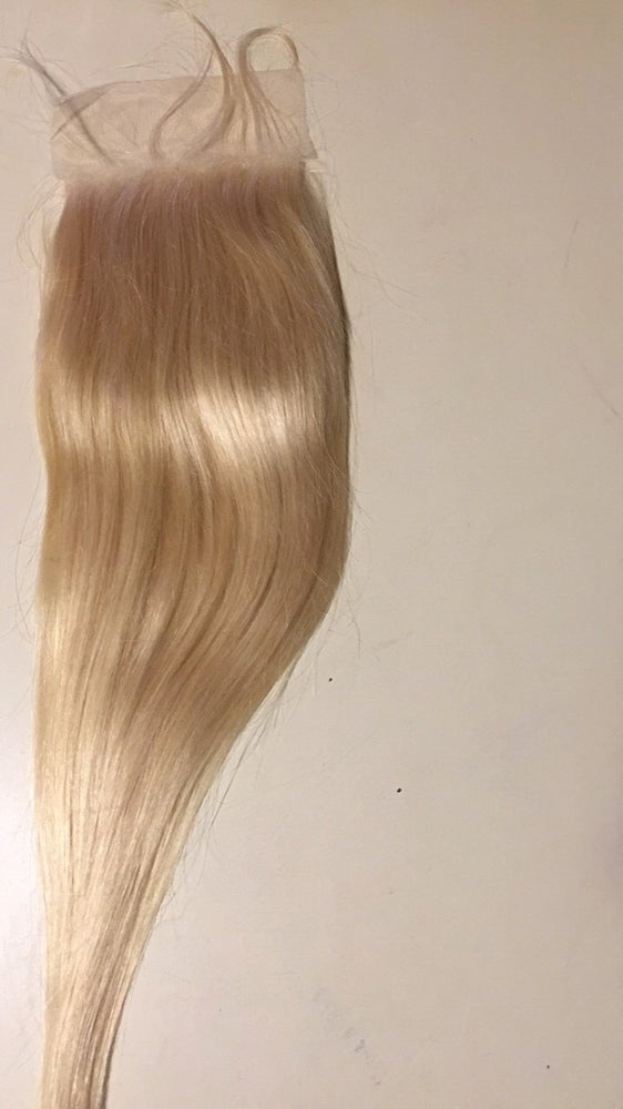 Image of Russian Blonde Closure