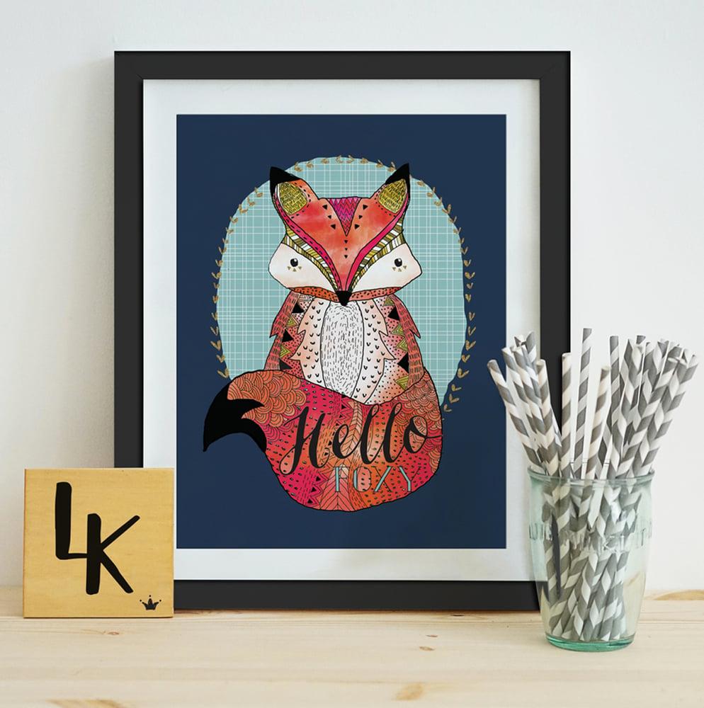 Image of Animal Kingdom - Hello Foxy