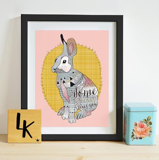 Image of Animal Kingdom - Some Bunny