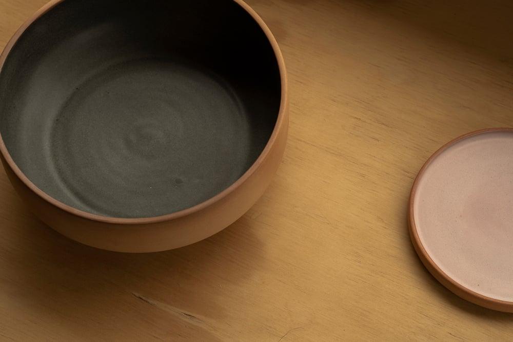 Image of Bowl (Pounamu)