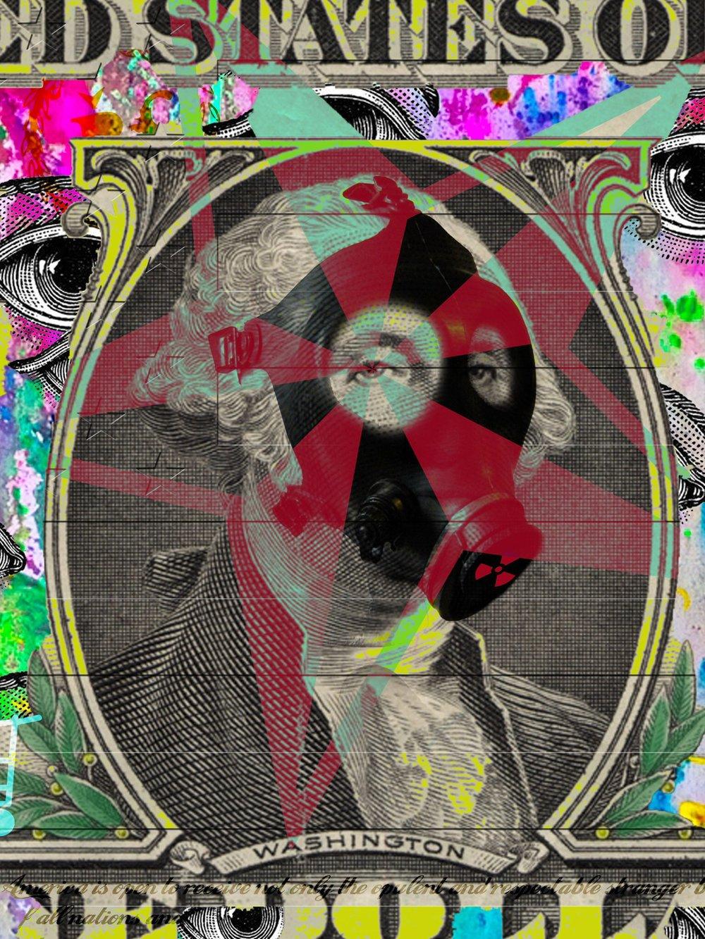 Image of Washington (Mea Culpa) Poster