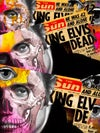 He was 42 Elvis (mea culpa) Poster