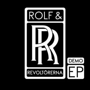Image of Rolf och Revoltörerna Demo EP