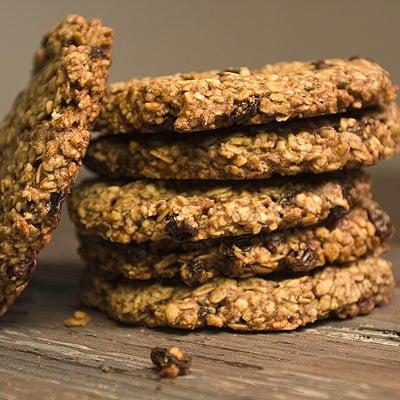 Image of hemp flax granola cookie
