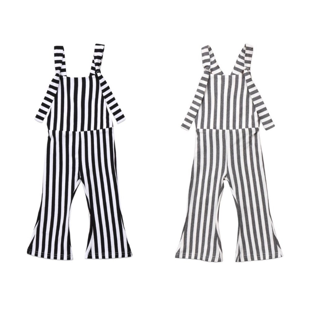 Image of Striped Flare Bibs