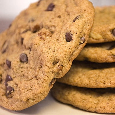 Image of classic tollhouse cookie