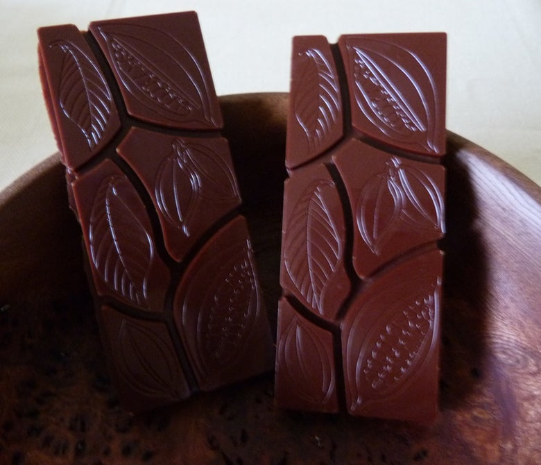 Image of Dark Matter Chocolate Bar - Click For More Details