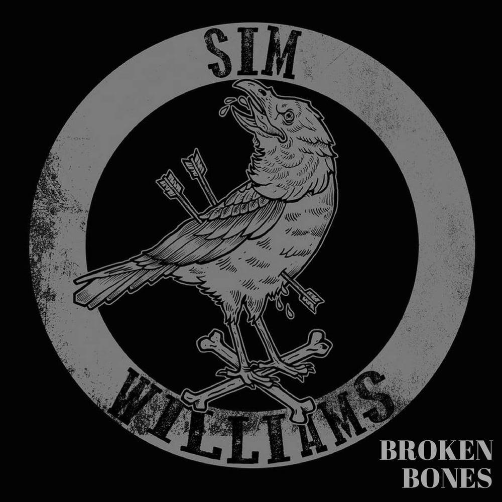 """Image of """"Broken Bones"""" CD"""