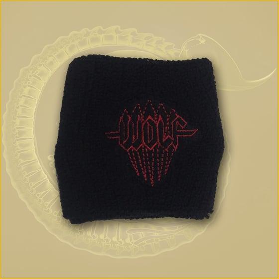 Image of Wristband embroidered logo