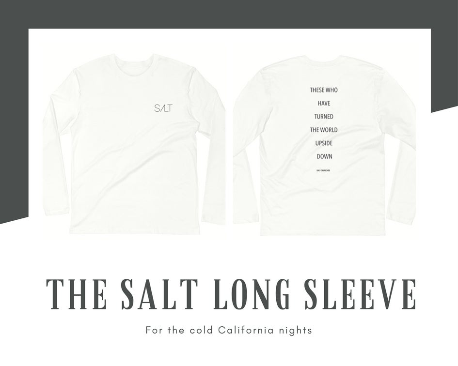 Image of The Salt Long Sleeve Shirt