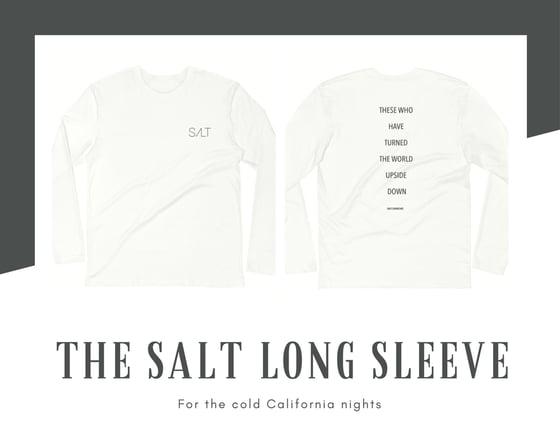 Image of The Salt Long Sleeve Shirt