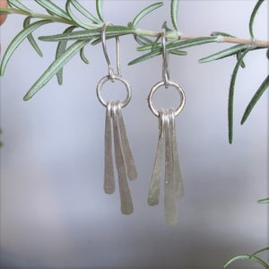 Image of Fan Earrings