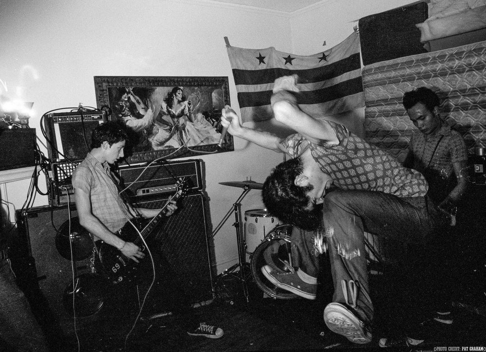 Image of Nation of Ulysses Live at the Embassy, WDC 1992