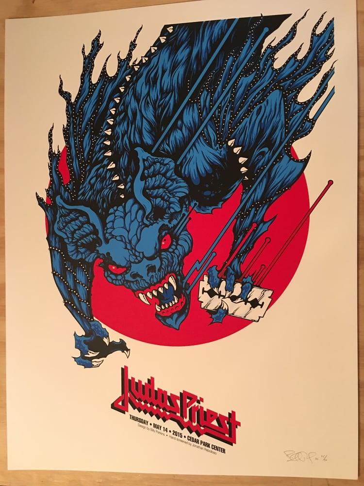 Image of Judas Priest - Austin 2015