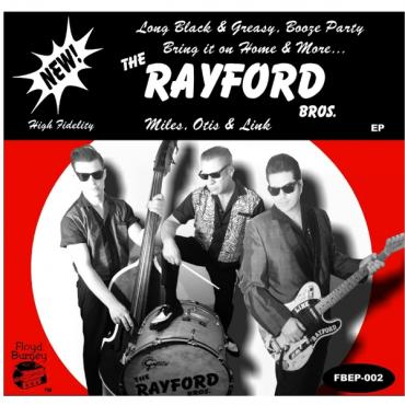 Image of The Rayford Bros EP