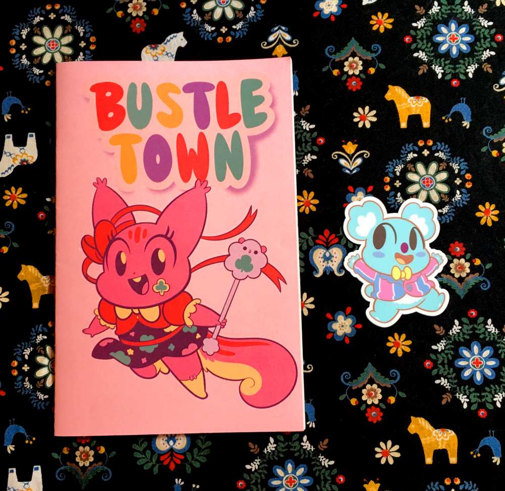 Image of Bustletown Mini #2