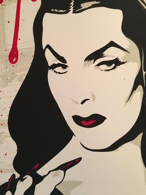 Image of Vampira - Art print