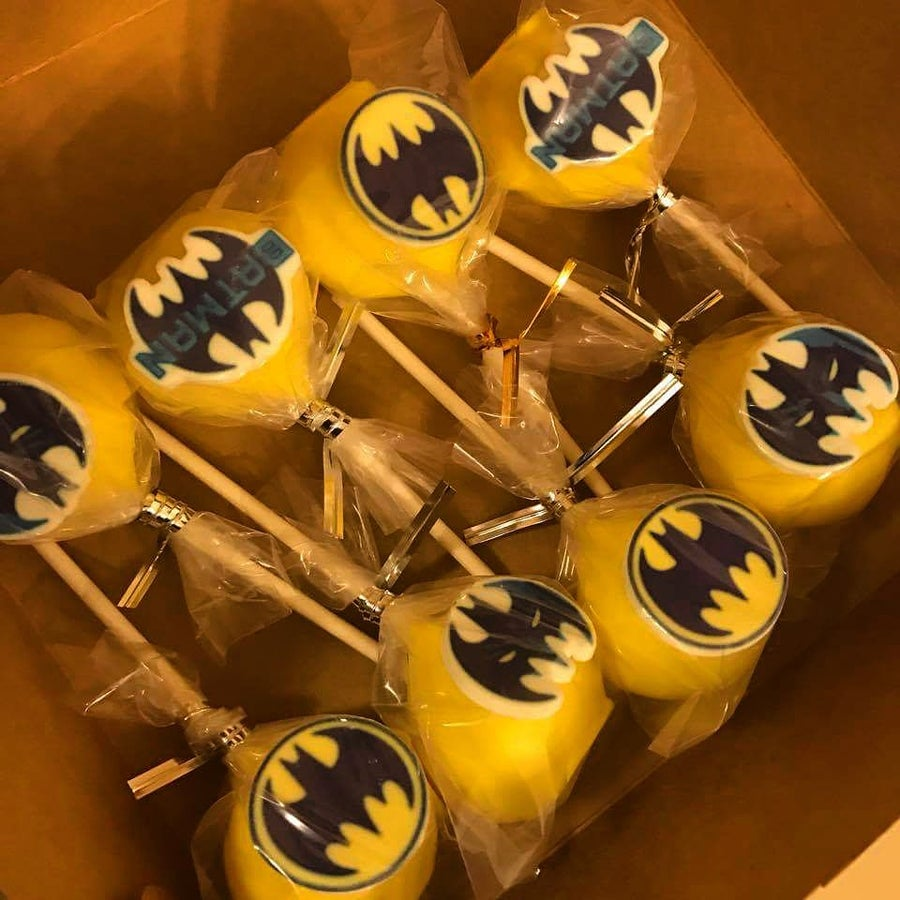 Image of Custom Cake Pops