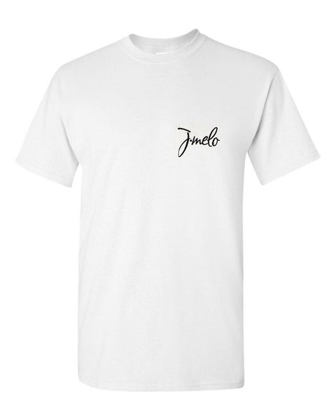 Image of Jmelo White T-shirt
