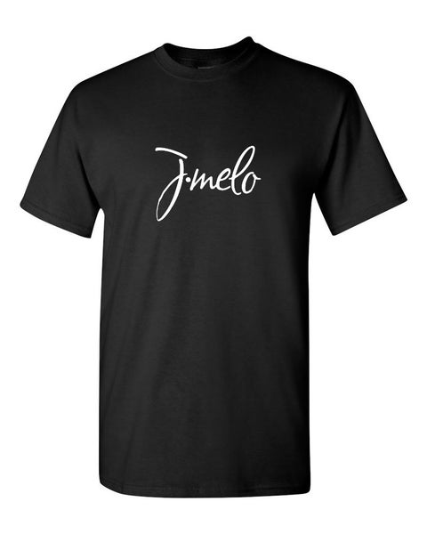 Image of Jmelo Black T-shirt