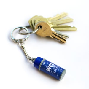 Image of Wet Look keychain