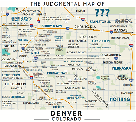 Products | Judgmental Maps