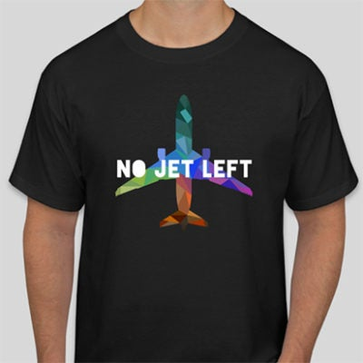 Image of Men's No Jet Left T-Shirt